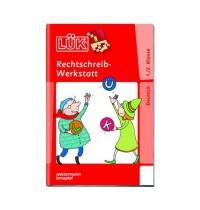 LÜK - Rechtschreibwerkstatt 1./2. Klasse
