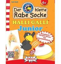 Amigo Spiele - Kleiner Rabe Socke - Halli Galli Junior