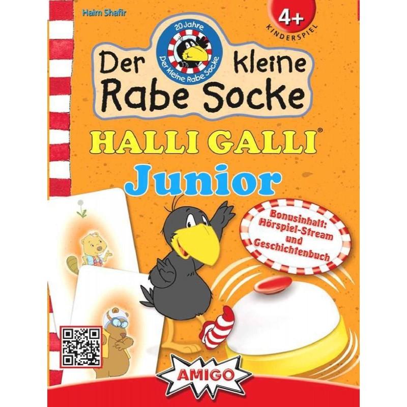 Amigo Spiele Kleiner Rabe Socke Halli Galli