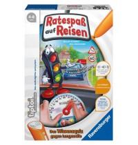 Ravensburger Spiel - tiptoi - Ratespaß auf Reisen