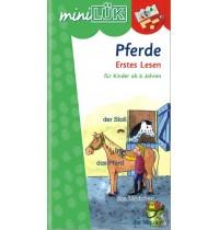 miniLÜK - Pferde Erstes Lesen