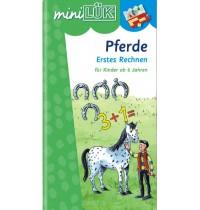 miniLÜK - Pferde Erstes Rechnen