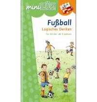 miniLÜK - Fussball Logisches Denken