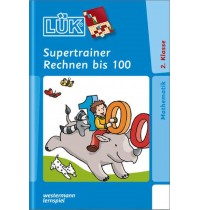 LÜK Supertrainer - Rechnen bis 100