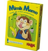 HABA® - Mimik-Memo - das Kartenspiel
