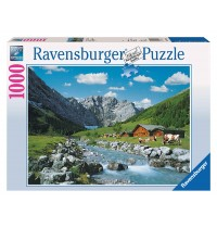 Ravensburger Puzzle - Karwendelgebirge, Österreich, 1000 Teile