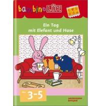 bambinoLÜK - Ein Tag mit Elefant und Hase