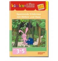 bambinoLÜK - Spannende Erlebnisse mit Elefant und Hase