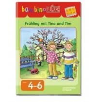 bambinoLÜK - Frühling mit Tina und Tim