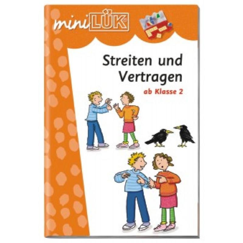 Minilük Streiten Und Vertragenminilük9783837743012
