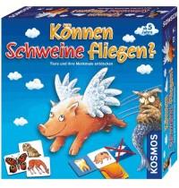 KOSMOS - Können Schweine fliegen?