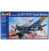 Revell - Junkers Ju 87 G/D Tank Buster