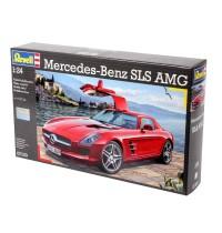 Revell - Mercedes SLS AMG