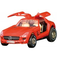 Darda - Fahrzeuge - Mercedes Benz SLS AMG, rot