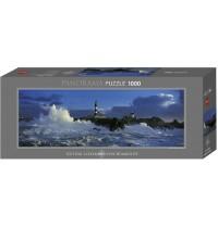 Heye - Panoramapuzzle 1000 Teile - Edition Alexander von Humboldt - Lighthouse, Jean Guichard
