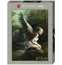 Heye - Standardpuzzle 1000 Teile - Mélanie Delon, Forest