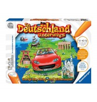 Ravensburger Spiel - tiptoi - In Deutschland unterwegs