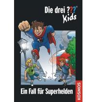 KOSMOS - Die drei ??? Kids - Ein Fall für Superhelden