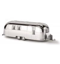 Busch Automodell - Airstream Wohnwagen