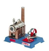 Wilesco D 5 - Dampfmaschinenbausatz