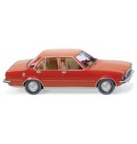 Wiking - Opel Rekord D, verkehrsrot