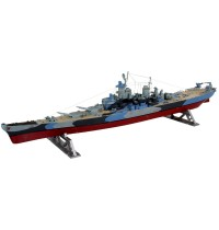 Revell - Schlachtschiff USS MISSOURI