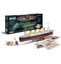 Revell - Geschenkset 100 Jahre Titanic