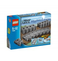 LEGO® City - 7499 Flexible Schienen