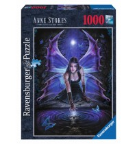 Ravensburger Puzzle - Anne Stokes: Sehnsucht, 1000 Teile