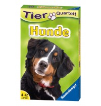 Ravensburger Spiel - Hunde Quartett