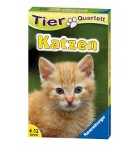 Ravensburger Spiel - Katzen Quartett