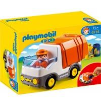 Playmobil® 1.2.3 - Müllauto