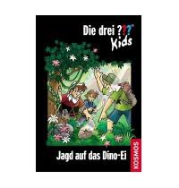 KOSMOS - Die drei ??? Kids - Jagd auf das Dino-Ei