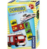 KOSMOS - Bagger, Lok & Co, Domino