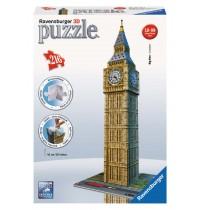 Ravensburger Puzzle - 3D Vision Puzzle - Big Ben, 216 Teile