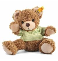 Steiff - Teddybären - Teddybären für Kinder - Happy Friend Knuffi Teddybär, braun, 28cm