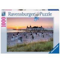 Ravensburger Puzzle - Ostseebad Ahlbeck, Usedom, 1000 Teile