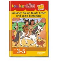 bambinoLÜK - Indianer Klasse bunte Feder