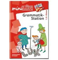 miniLÜK - Grammatikstation 1./2. Klasse