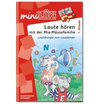 miniLÜK - Laute hören mit der Mia-Mäusefamilie