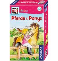 KOSMOS - Was ist Was Junior Pferde und Ponys