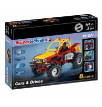 fischertechnik - PROFI Cars &amp -  Drives