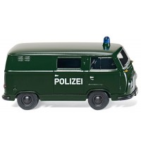 Wiking - Polizei - Ford FK 1000 Kastenwagen