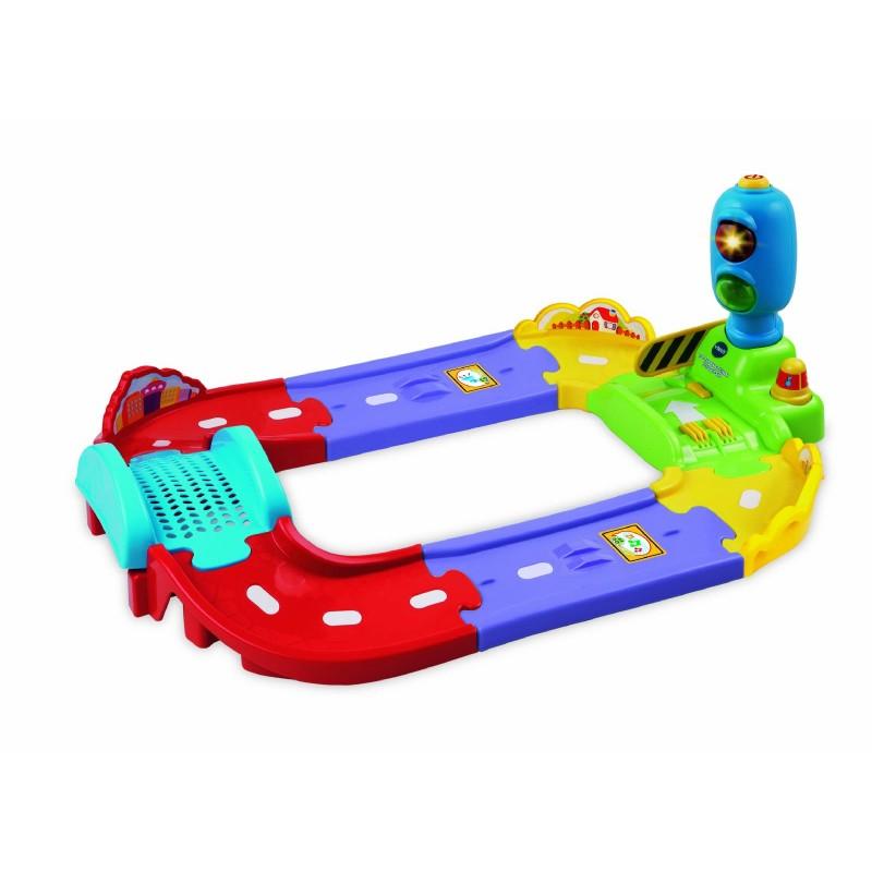 VTech - Tut Tut Baby Flitzer - Spielset Straßen-Set
