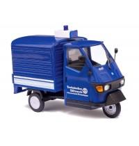 Busch Automodell - Piaggio Ape 50 T H W  M 1:43