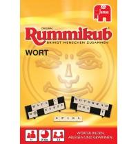 Jumbo Spiele - Rummikub WORT Kompakt