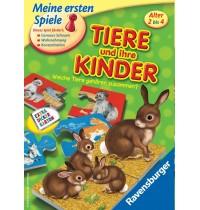 Ravensburger Spiel - Tiere und ihre Kinder