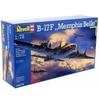 Revell - B-17F Memphis Belle