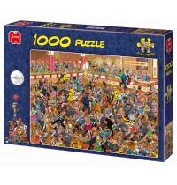 Jumbo Spiele - Puzzle - Jan van Haasteren - Tanzball, 1000 Teile