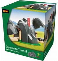 BRIO Bahn - Dynamit Aktions-Tunnel